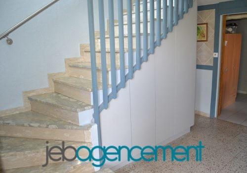 Rangement Sous Escalier Fermé