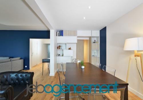 Rénovation Complète D'un Appartement Sur Mesure