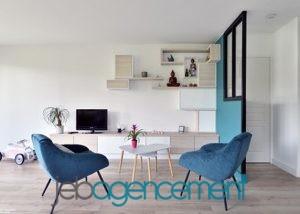 Rénovation Complète D'un Appartement JEB Agencement 1